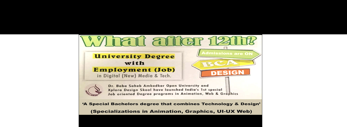 Xplora Design Skool|Homepage - Animation, Design, VFX, Graphics, 3D, 2D